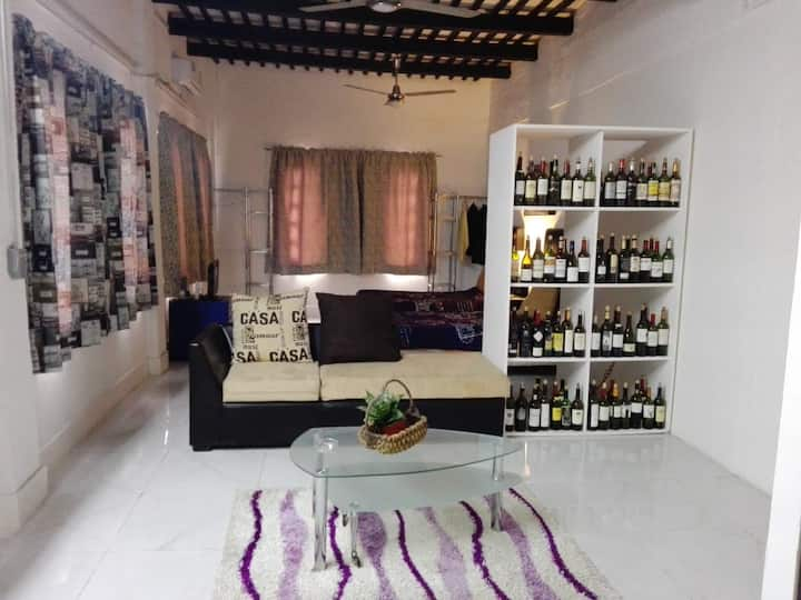 Nice loft at historical downtown in Campeche