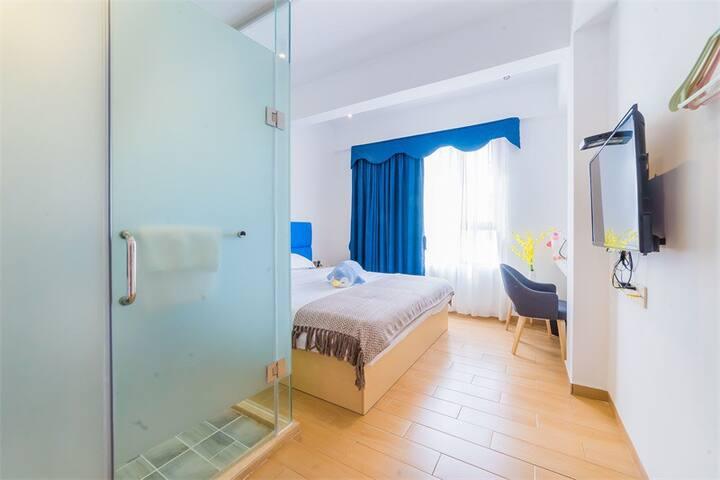 珠海易宿 近长隆 横琴口岸 澳门 舒适大床房