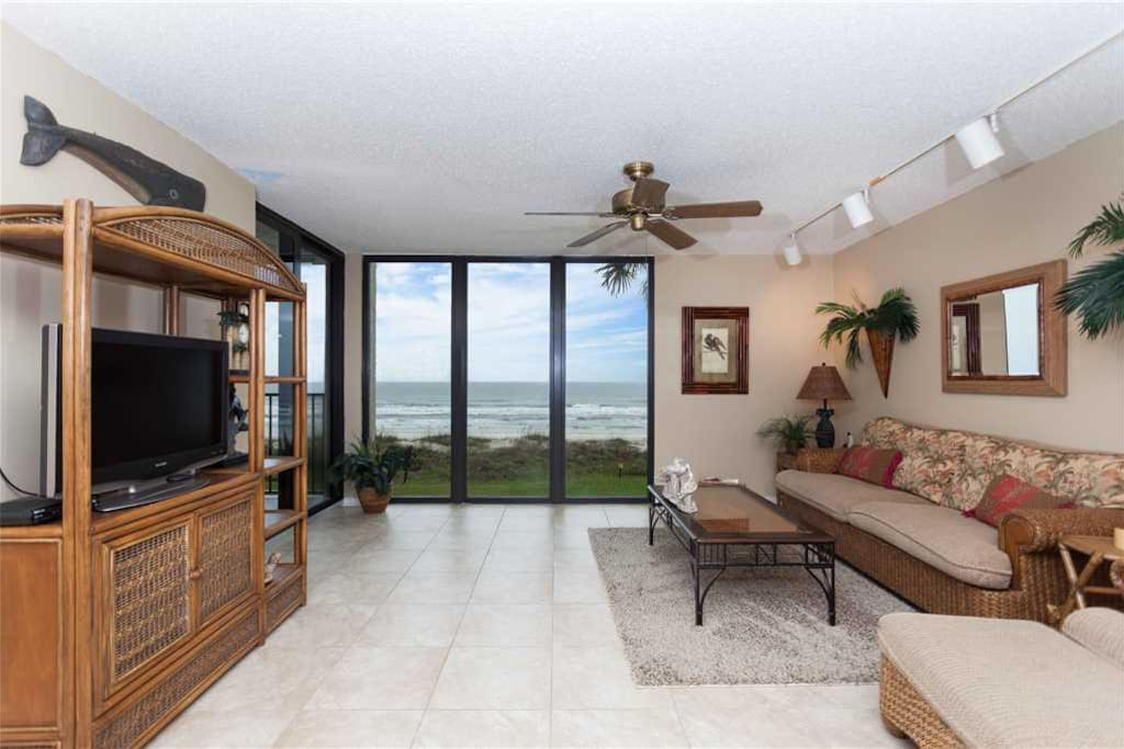 The Atlantic Ocean is just yards away from this condo! - In this second-floor condo, you have sweeping views of beach and sea, ho