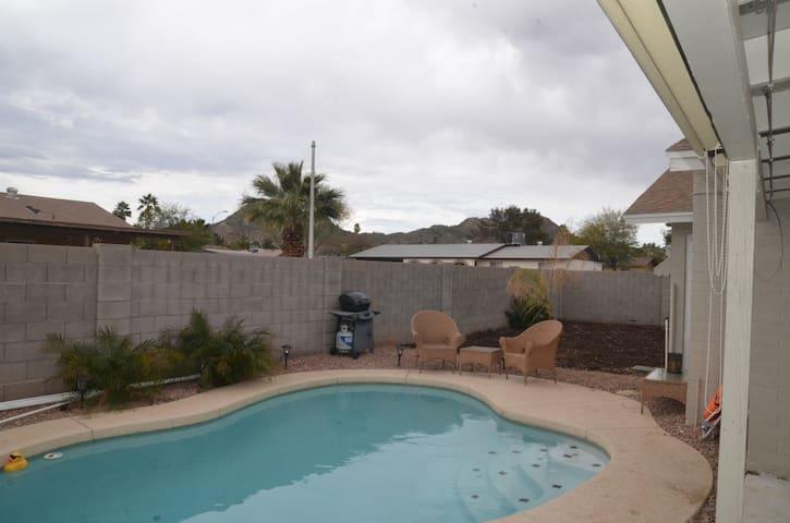 Modern suite in North Phoenix
