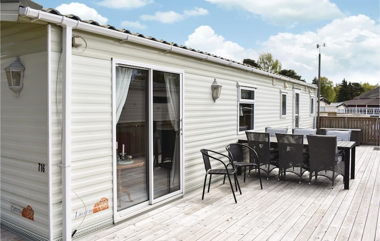 Mobil home with 2 bedrooms on 48m² in Beddingestrand