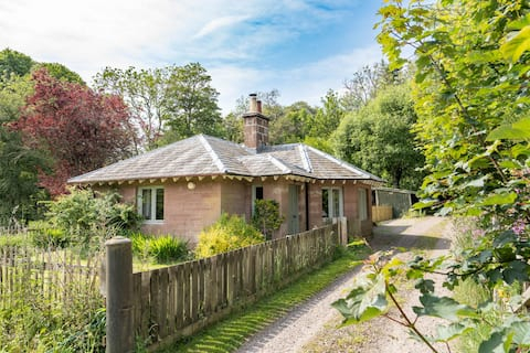 The Gate Lodge at Bamff Ecotourism