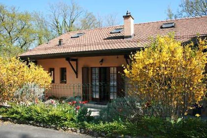 Chez Toi - Petit-Lancy - House