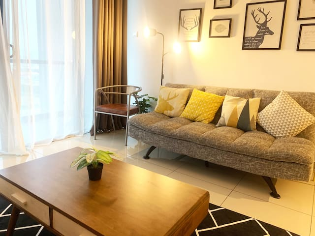 CozyHomestay 4-5pax Melaka City@Atlantis Residence