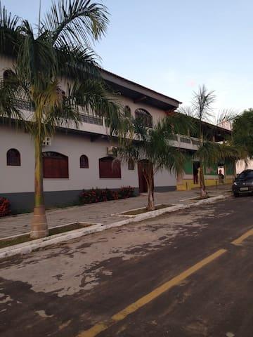 Hotel José Pereira - Rodrigues Alves - Pousada