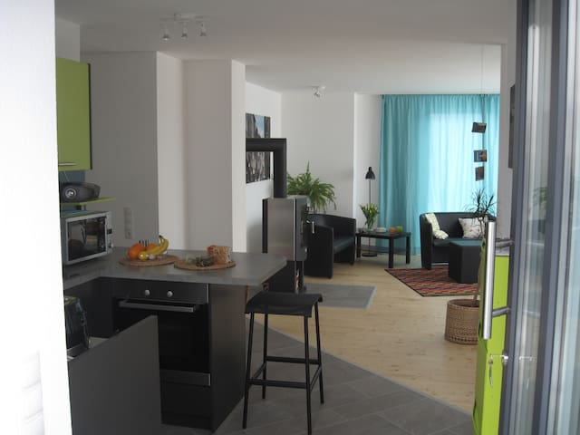 Apartment 'At the Chickadeebox' - Quakenbrück - Appartement