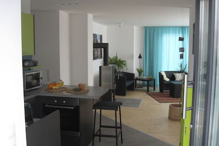 Apartment 'Am Meisenkasten' - Quakenbrück - Apartemen