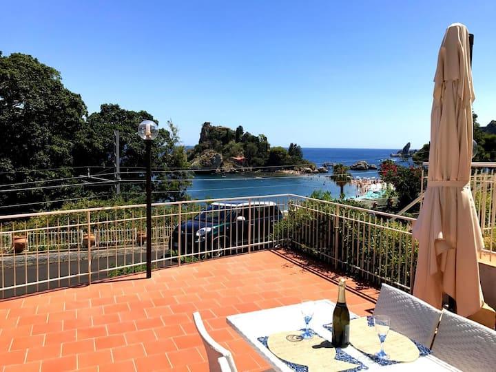 Taormina Isola Bella Apartment