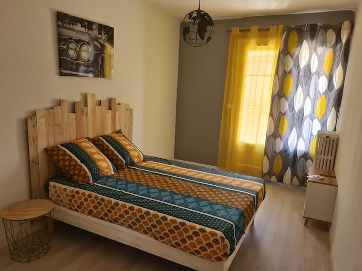 Bel appartement climatisé Arles 1 à 6 pers. 60m2
