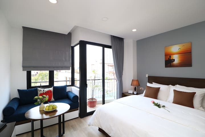 ISTAY Tran Duy Hung- Deluxe room