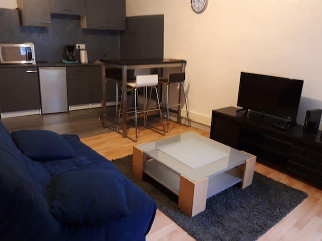 appartement 30m2 proche centre