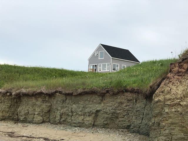 Maison Vents & Mer - Chalet bord de mer Caraquet