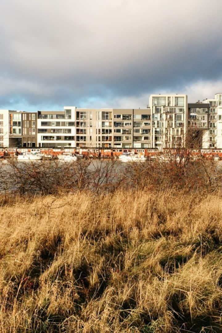 Sluseholmen architecture