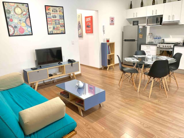 ★ CDMX NEW ALL YOURS★  | NEAR HISTORIC DTWN |
