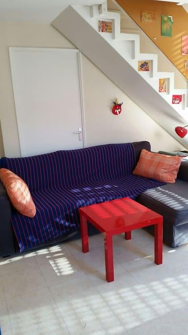 T4 duplex avec terrasse et garage apartments for rent for Garage lyon 5