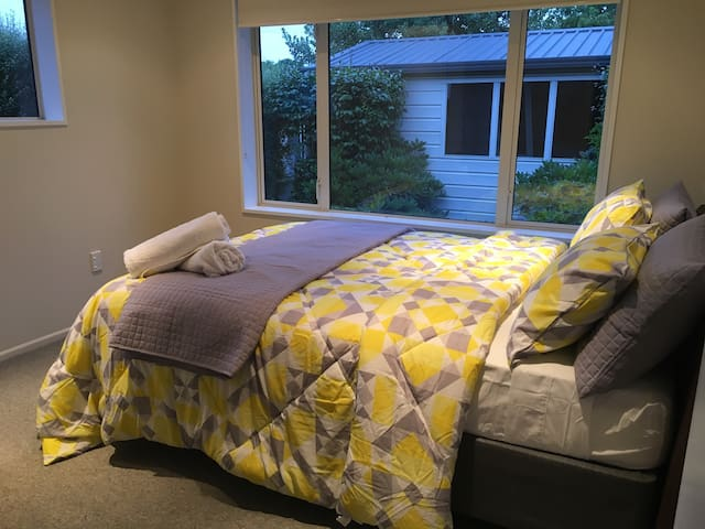 Tidy, warm and relaxing home - Christchurch - House