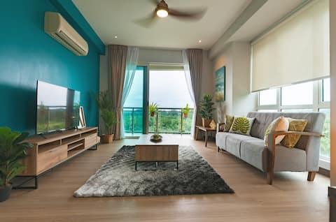 Santubong Suites 7 (Just Like Home) Damai Kuching
