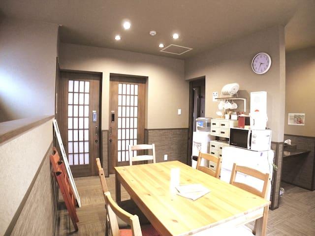 103 池袋新宿渋谷至近  新築清潔/駅近の便利なホステル/TV付個室/ WIFIフリー/バスタオル