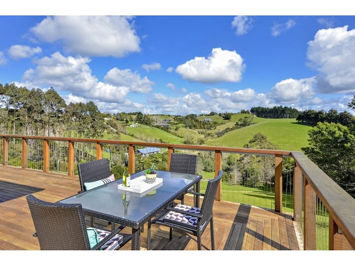 Sandspit Home with a View