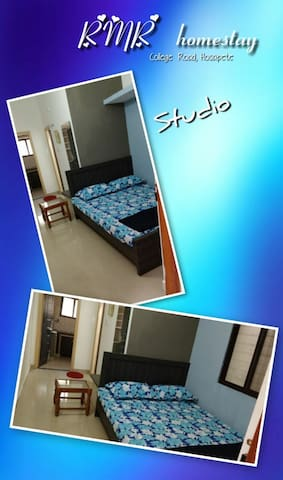 RMR studio - Hampi