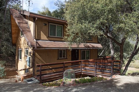 Secluded Romantic Getaway; Perfect 4 Families Too!