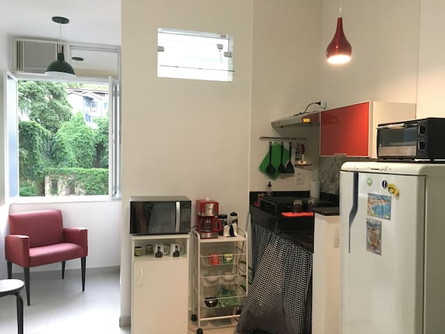 Lapa and Santa Teresa Studio - Rio - Appartamento