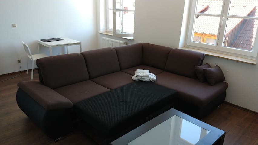 Schlafcouch am Ring