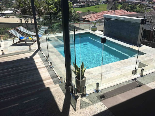 Magnesium Therapy Pool with spa jets