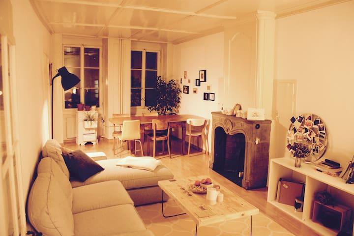 Apartment Rue des Epouses - Fribourg - Apartament