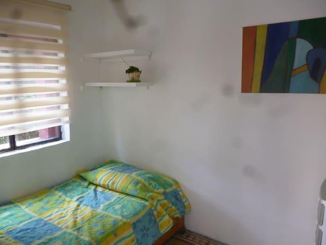 Great room! private bathroom, Roma Norte