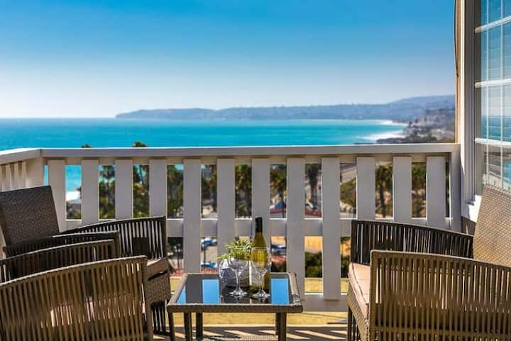 20% OFF SEP - Beach Home w/ Deck, Ocean Views, Steps to Water + More!