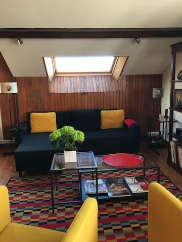 Appartement meublé classé 3 étoiles - Le Chambon-sur-Lignon - Huoneisto