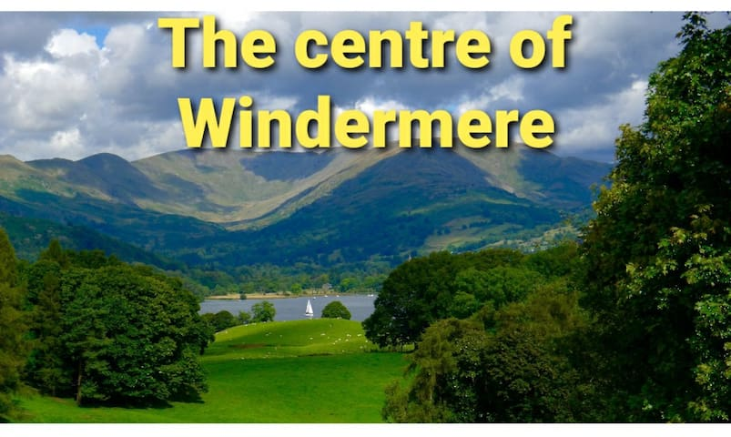 CENTRAL WINDERMERE GREAT LOCATION DOGS WELCOME💜