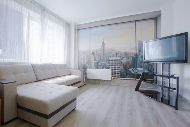1-комнатная квартира в ЖК Финист
