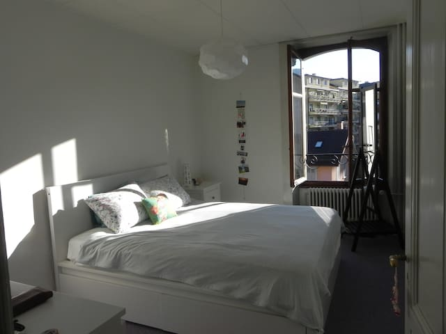 Apartment central location - Vevey - Pis