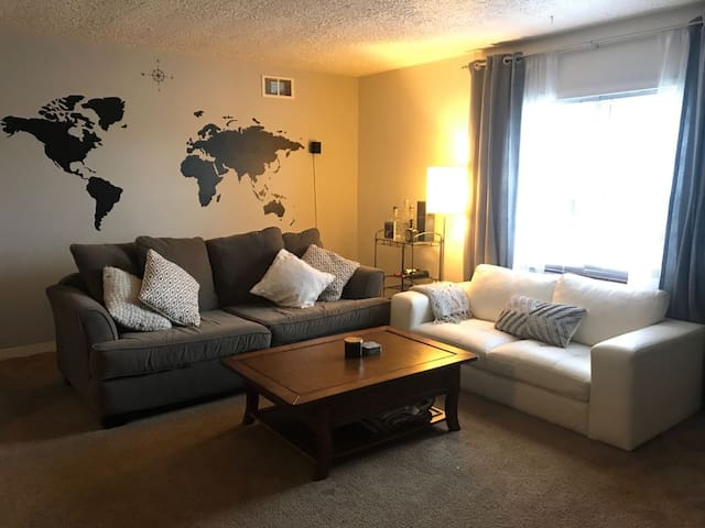 Beautiful apartment in Buffalo, NY