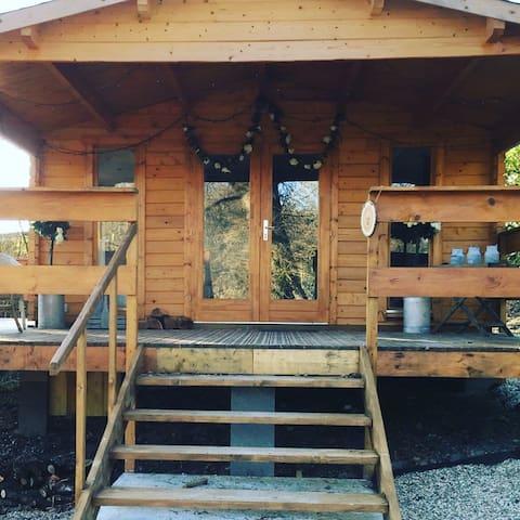 Le Petit Bois - Blanzac-Porcheresse - Lomamökki