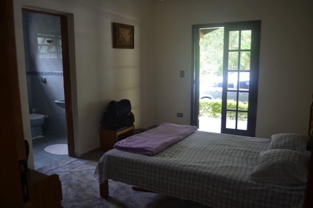Suite 2 - cama queen size