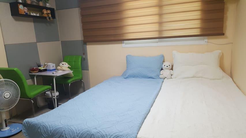 [Seoul Local House] 2인최적화/장기환영이에요
