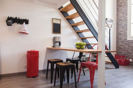 New! Cosy studio for two in Port - Wohnung