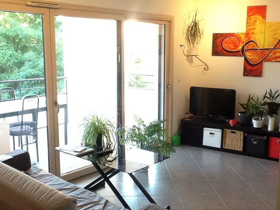 Appartement 50m2 proche gen ve appartements en r sidence louer annemasse auvergne rh ne - Appartement a louer annemasse ...
