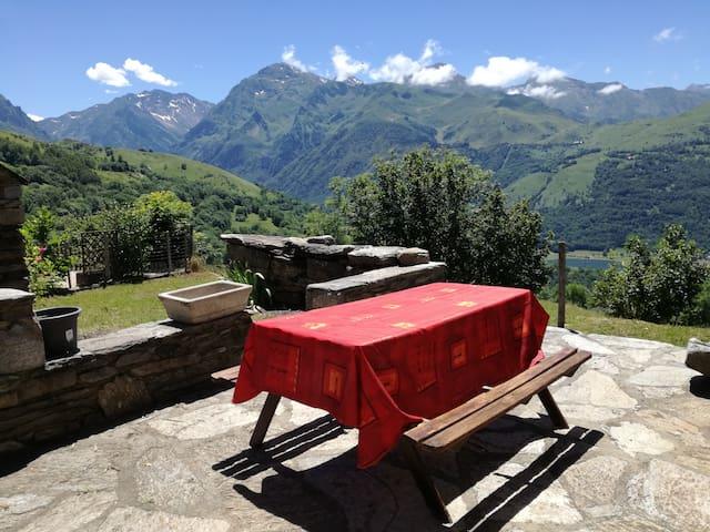 Loudenvielle - Luchon - Mont - Vue exceptionnelle
