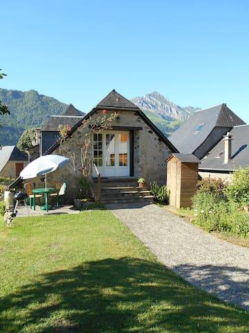 Gîte Berdé à AUCUN dans les Hautes-Pyrénées