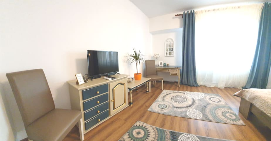 Stylish Sunny&Quiet Apartment nearby Heart of Iasi