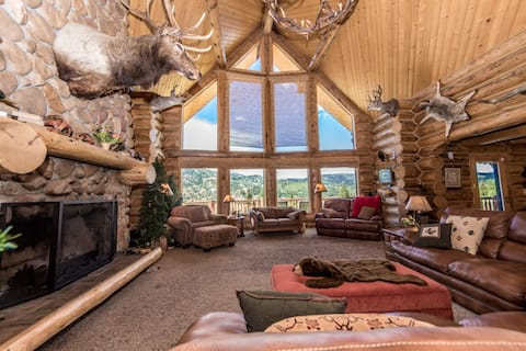 Away from it all - ATVing and Snowmobiling access directly from property!