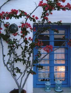 Traditional mountain house 100 square metres - Andros