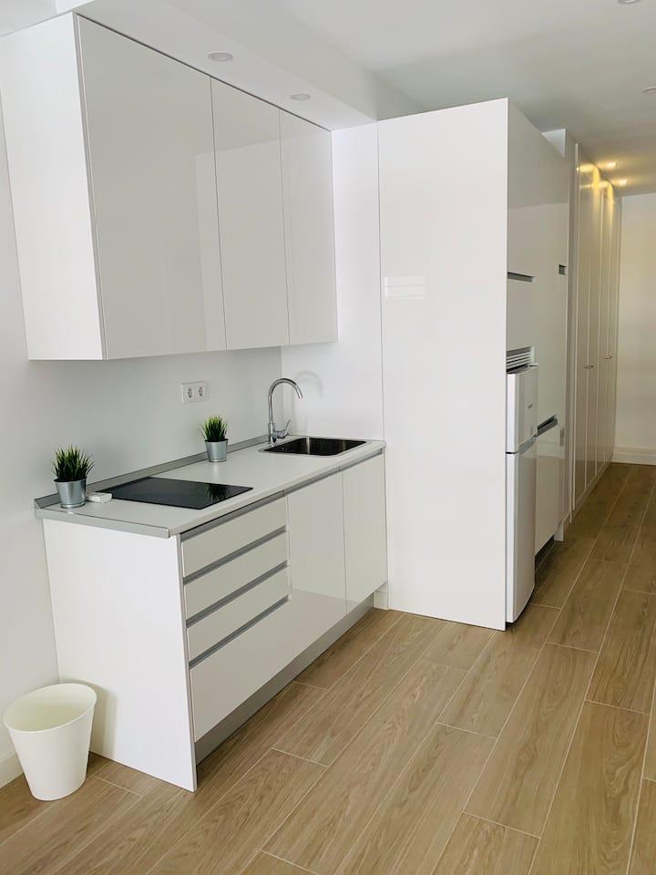 Nuevo piso 4 Moncloa-Arguelles