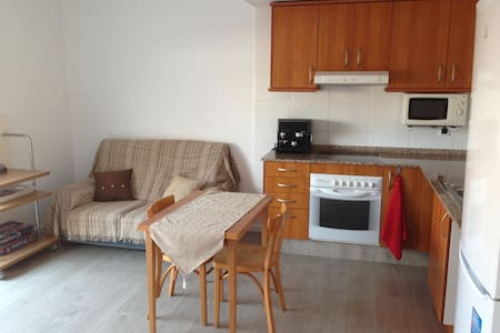 Flat in amposta with terrace - Amposta - Appartamento