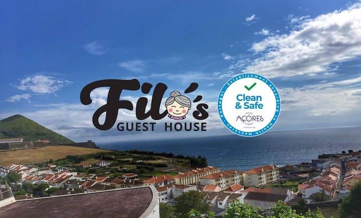 Filó's Guest House- Quarto 1