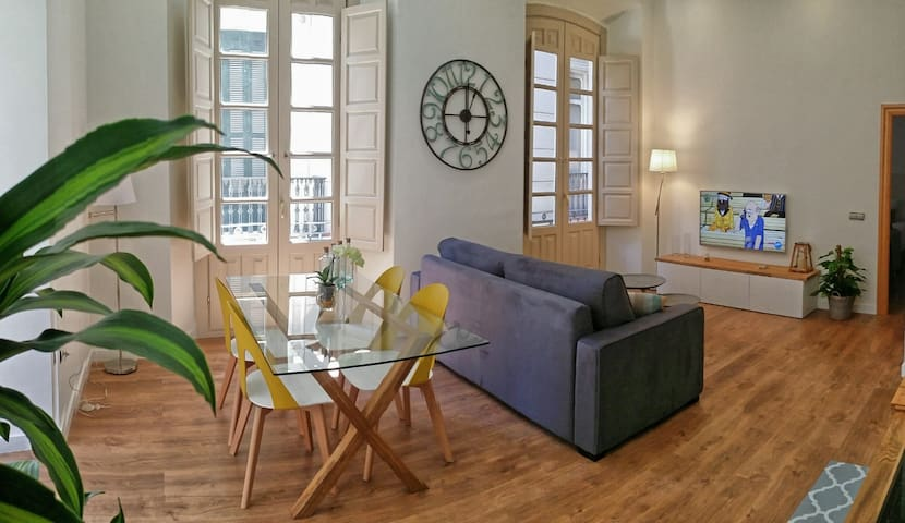 Nice and cozy city center apartment